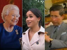 Television by royal appointment: 11 best interviews from Prince Andrew to Princess Diana