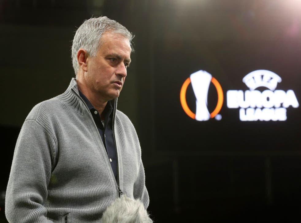 <p>Jose Mourinho</p>