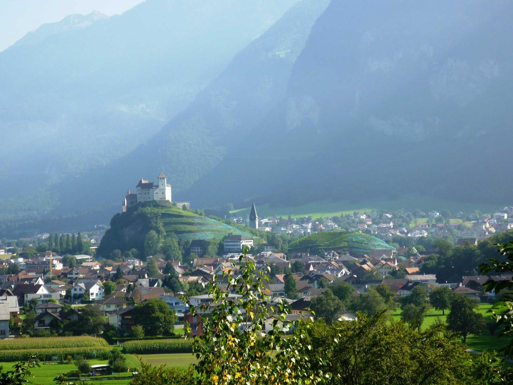 12. Liechtenstein