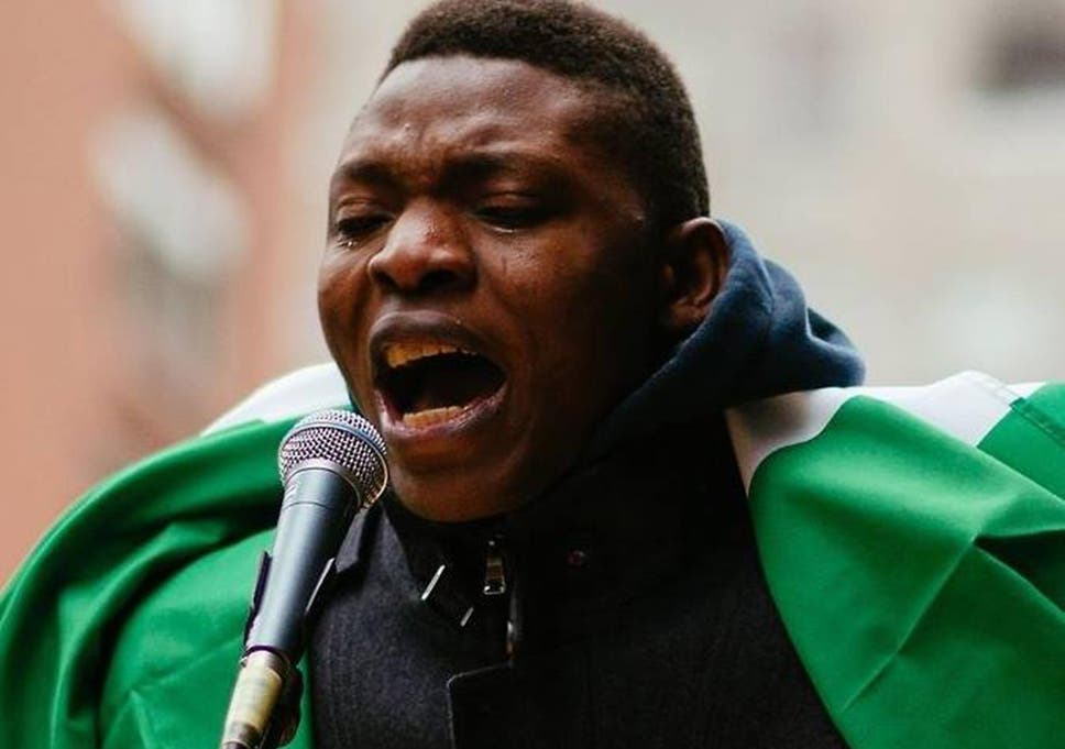 Micheal Ighodaro sought asylum in the US after he was attacked in Nigeria